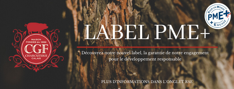 Label PME +